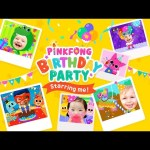 [App Trailer] Pinkfong! Birthday Party: Christmas Update!