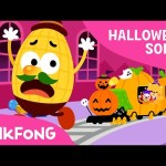 Toy Shop at Night    Halloween Songs   PINKFONG Songs for Children