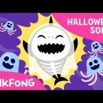 Halloween Sharks | Halloween Version of Baby Shark | Halloween Songs | PINKFONG Songs for Children