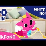 Vacuum Sound With PINKFONG   How To Sleep Better   White Noise   PINKFONG Songs for Children