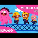 London Bridge   Mother Goose   Nursery Rhymes   PINKFONG Songs for Children