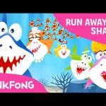 Run Away, Baby Shark ! | Animal Songs | PINKFONG Songs for Children
