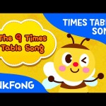 The 9 Times Table Song | Count by 9s | Times Tables Songs | PINKFONG Songs for Children