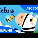 Z   Zebra   ABC Alphabet Songs   Phonics   PINKFONG Songs for Children