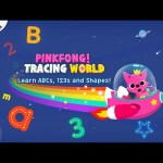 [App Trailer] PINKFONG! Tracing World