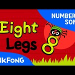 Eight Legs | Number Songs | PINKFONG Songs for Children