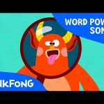 Body   Word Power   PINKFONG Songs for Children