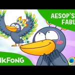 The Crow and the Peacock | Aesop's Fables | PINKFONG Story Time for Children