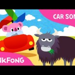 Teeny Tiny | Car Songs | PINKFONG Songs for Children