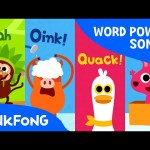 Animal Sounds Song | Word Power | PINKFONG Songs for Children