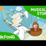The Wild Swans | Fairy Tales | Musical | PINKFONG Story Time for Children