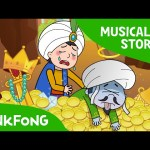 Ali Baba and the Forty Thieves | Fairy Tales | Musical | PINKFONG Story Time for Children