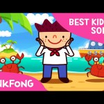 A Sailor Went to Sea | Best Kids Songs | PINKFONG Songs for Children