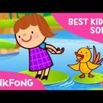 Six Little Ducks | Best Kids Songs | PINKFONG Songs for Children