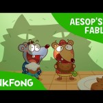 The Country Mouse and the City Mouse | Aesop's Fables | PINKFONG Story Time for Children