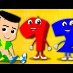 One Two Buckle My Shoe | Nursery Rhymes | Songs For Kids