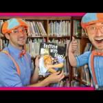 Bedtime With Blippi | Bedtime Stories for Children