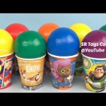 Toy Surprise Cups & Balls Shopkins My Little Pony Frozen Paw Patrol Barbie Justice League Ooshies