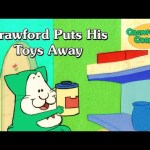 Crawford Puts His Toys Away | Fun Cartoons by Kids Tv