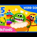Let's learn new words! | Word Songs | + Compilation | Pinkfong Songs for Children