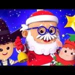 Jingle Bells | Little Eddie Cartoons For Kids | Christmas Songs For Toddlers – Kids Tv