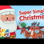 Celebrate Christmas With Super Simple! | Christmas Videos for Children