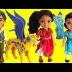 Disney Princess Elena of Avalor Petite Dolls and Surprises