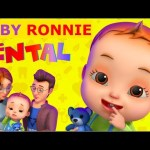 Dental Care Song | Baby Ronnie | Sick Song | Videogyan 3D Rhymes | Nursery Rhymes