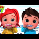 I Don't Want To   Junior Squad Cartoons   Nursery Rhymes & Songs for Babies – Kids TV