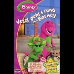 Jetzt Geht's Rund mit Barney (Round and Round We Go) [German]