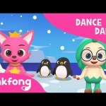 The Penguin Dance | Dance Dance | Nursery Rhyme | Pinkfong Songs for Children