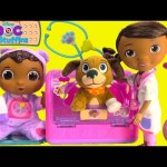 Doc McStuffins Checkup and Baby Cece In Pet Carrier