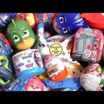 Surprise Toys ❤ My Little Pony toys Kinder egg Tsum Tsum Sofia The First PJ Masks Pop Up toy