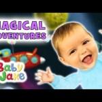Baby Jake – Magical Adventures | Full Episodes | Yacki Yacki Yoggi | Cartoons for Kids