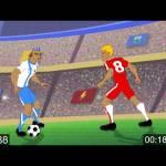 Supa Strikas – Season 3 – Ep 33 – 1 Super League Under The Sea | Kids Cartoon