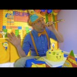 Blippi Learns at the Indoor Play Place   Educational Videos for Toddlers
