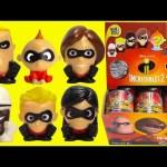 The Incredibles 2 Mashems Full Set