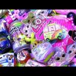 Surprise Toys Poopsie Sparkly Critters Slime Disney Jr TOTS Peppa Pig LOL Dolls Dragon egg