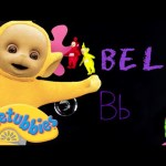 Learn the Alphabet | Teletubbies | Teach ABC Song & Rhymes for Children | Learning Toys for Kids