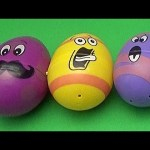 Spider-Man Surprise Egg Learn-a-Word! Spelling Fairy Tale Animals! Lesson 8