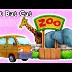 Ant Bat Cat + More | FUN ABC PHONICS RHYME | Mother Goose Club Phonics Songs