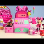 Minnie Mouse Goes On A Shopping Spree With Cash Register