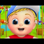 Swing Song | Junior Squad Cartoons | Rhymes for Babies & Children Songs – Kids TV