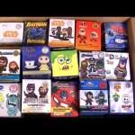 Toy Box Surprise toys Slime Sponge Bob Batman Incredibles 2 Toy Story 4 Star Wars