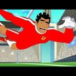Supa Strikas | Big Bo, To Go | Soccer Cartoons for Kids | Sports Cartoon