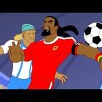 Supa Strikas | Tough Luck | Soccer Cartoons for Kids | Sports Cartoon