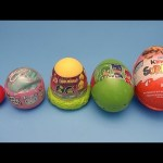 Surprise Eggs Learn Sizes from Smallest to Biggest! Opening Eggs with Toys and Fun! Part 73