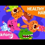 It's Bedtime | Bedtime Song | Healthy Habits | Pinkfong Songs for Children