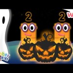 Numberblocks – Trick or Treat with Number 2 | Off We Go | Wizz | Cartoons for Kids | #Halloween