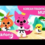 Taekwondo Song | Korean Traditional Music | Pinkfong Songs for Children